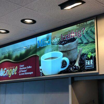 CoffeeBoard: Digital Signage für Bäckereien und Cafés